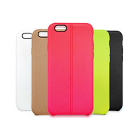 TPU Case with Double Line for iPhone 6