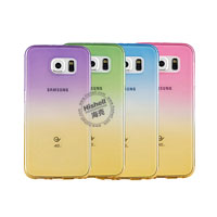 TPU Case with Gradient Color for Samsung S6