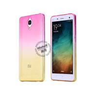 TPU Case with Gradient Color for XiaoMi Mi4