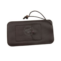 Genuine Leather Business Pouch for iPhone 6