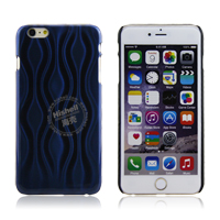 3D Stripe PC Mobile Phone Case for iPhone 6 plus