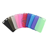 TPU Matte Finish Phone Case for iPod Touch 5