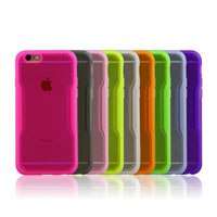 Wholesale Soft TPU Roadster Case Mobile Phone Protector for iPhone 6