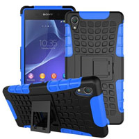 Spider Case With Stand Function for Sony Z2