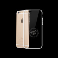 TPU Transparent Mobile Phone Case for iPhone 6