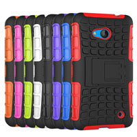 Spider Case With Stand Function for Microsoft Lumia 640