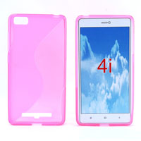 TPU S Line Phone Case for Xiaomi M4i