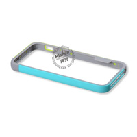 New arrvial TPU Double Color Bumper for iPhone 5/5S