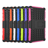 Spider Case With Stand Function for Sony Z3