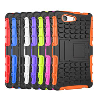 Spider Case With Stand Function for Sony Z3 mini
