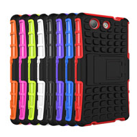 Spider Case With Stand Function for Sony Z4 mini