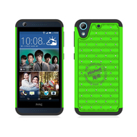 3 in 1 Diamond Combo Flip Cover for HTC 626