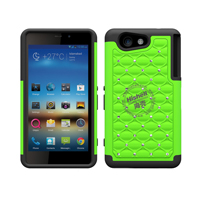 3 in 1 Diamond Combo Flip Cover for Sony Z4 Mini