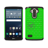 3 in 1 Diamond Combo Flip Cover for LG G4