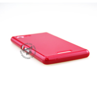 TPU Gloosy Mobile Phone Case for Sony E3