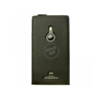 Up and Down PU leather flip cover for Nokia Lumia 925
