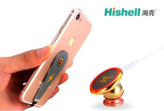 Wireless Chargeable Magnetic Phone Holder For All Phone