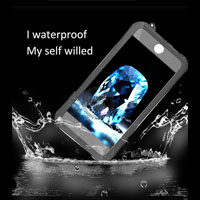TPU PC Waterproof Mobile Phone Case Cover For IPhone 7 Case