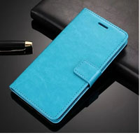 Mobile phone leather flip cover for iPhone 7 Plus