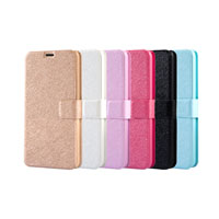 Wholesale Flip PU Leather Case With Side Lock for Meizu Note2