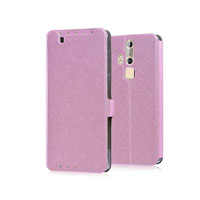 PU Leather Case with Side Lock for ZTE A2015