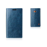 PU Leather Case with Side Lock for Nokia Lumia 930/929