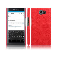 PU Leather Case for Blackberry PRIV