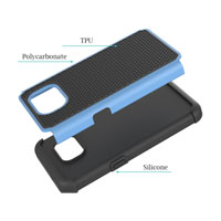 Combo Case for Blackberry Z10