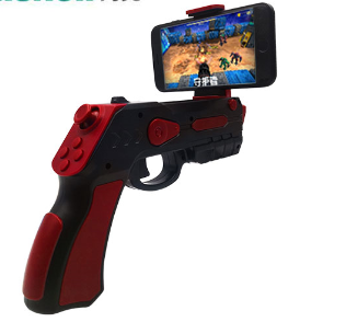 Plastic bluetooth Joystick AR Game Gun