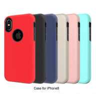 iPhone X Liquid Silicone Phone Case
