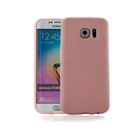 TPU Soft Case Matte Protective Cover For Samsung S7 edge