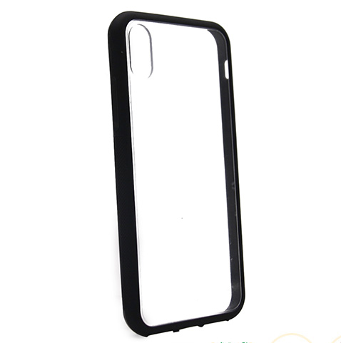 TPU+PC 2 in 1 clear case for iPhone X