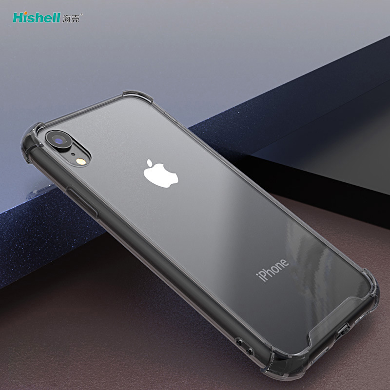 PC TPU 2 in 1 Shockproof Universal Phone Case For Iphone Xr