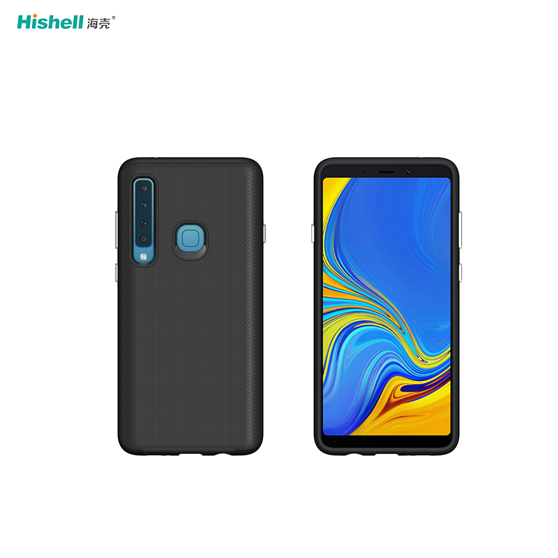 Armor Case TPU With PC 2 In 1 Phone Case For Samsung A9 2018