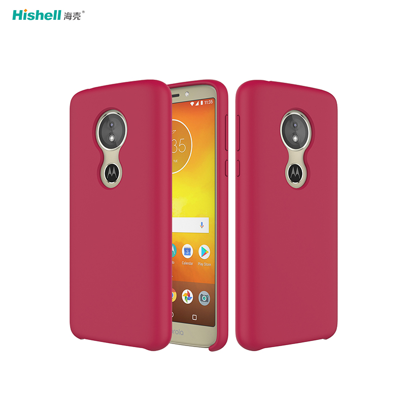 Liquid Silicone Rubber Mobile Phone Cover For Motorola Moto G6 Play E5