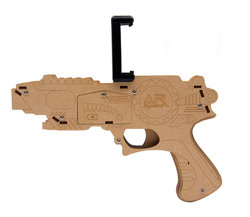 Custom mobile phone controller Bluetooth AR Gun