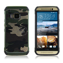 High Quality Camouflage Mobile Phone Case for HTC One M9