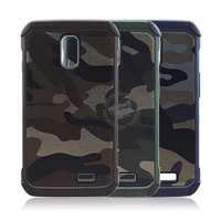High Quality Camouflage Mobile Phone Case for LG F70
