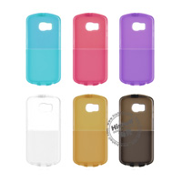 New design TPU Space Type Phone Case for Samsung S6