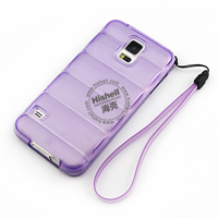 TPU Bullet Mobile Phone Case for Samsung S5
