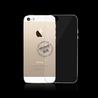 TPU Transparent Mobile Phone Case for iPhone 5/5S